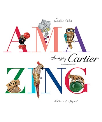 Amazing Cartier, Jewelry design since 1937