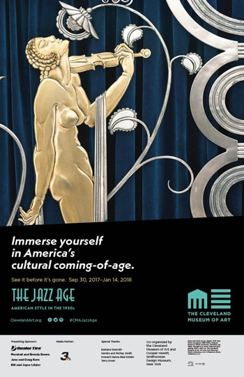 Cleveland Museum of Art - The Jazz Age