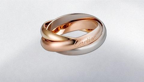 カルティエ 指輪