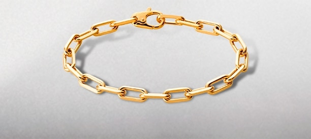 Links and Chains Bracelets<br>マイヨン&チェーン ブレスレット