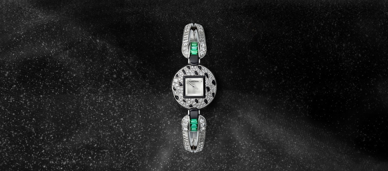 High Jewelry watches